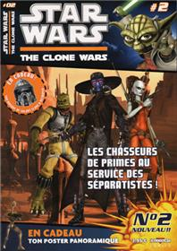 Star Wars The Clone Wars Mag 02