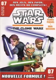 Star Wars The Clone Wars Mag 07