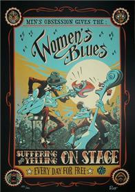 Sérigr Women's blues