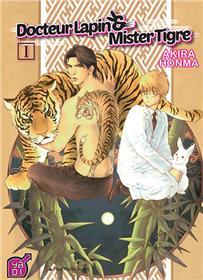 Docteur Lapin et Mister Tigre T01