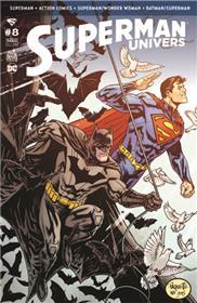 Superman Univers 08