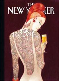 Lorenzo Mattotti - The New Yorker (Tatouage)