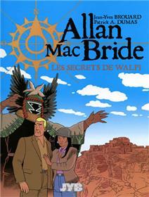 Allan MacBride T02 Les secrets de Walpi