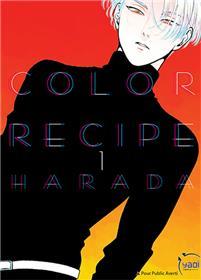 Color recipe T01 (NED)