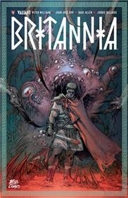 Britannia - Variant cover
