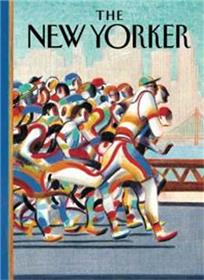 Lorenzo Mattoti - The New Yorker (Marathon)
