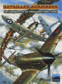 Batailles aériennes sur l'Angleterre et l'Allemagne (1940-1945)