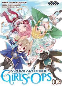 Sword Art Online - Girls´Ops T04