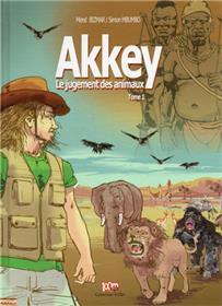Akkey , Le jugement des animaux T01