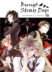 Bungo Stray Dogs T10