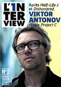 1nterview n°2 (L´) - Viktor Antonov