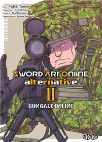 SAO -Alternative- Gun Gale Online T02
