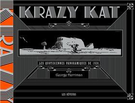 Krazy kat Les quotidiennes panoramiques de 1920