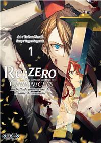 Re:Zero Chronicles : La ballade amoureuse de la Lame démoniaque T01