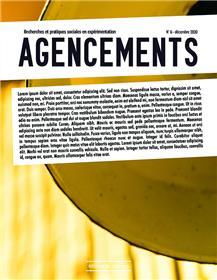 Agencements n°6. Recherches et pratiques sociales en expérimentation