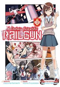 A Certain Scientific Railgun T02