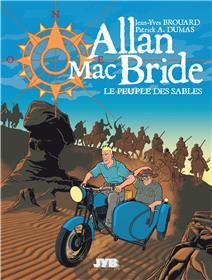 Allan MacBride T07 Le peuple des sables