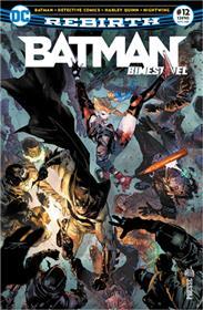 Batman Rebirth (Bimestriel) 12
