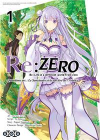 Re : Zero ARC 4 T01