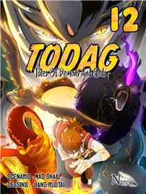 TODAG T12 - Tales Of Demons and Gods