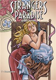 Strangers in Paradise T07 Sanctuaire
