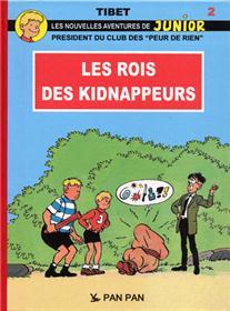 Les Peur de rien T02 Les rois des kidnappeurs
