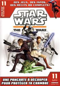 Star Wars The Clone Wars Mag 11